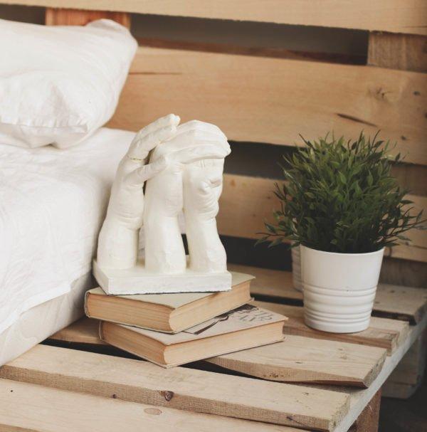 Семейная скульптура рук Гипс Арт